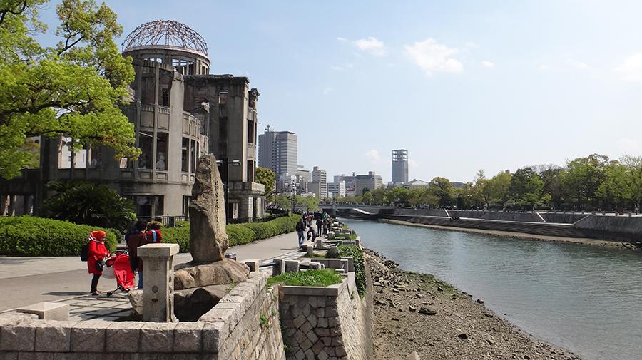 Carnet de voyage en solitaire à Hiroshima