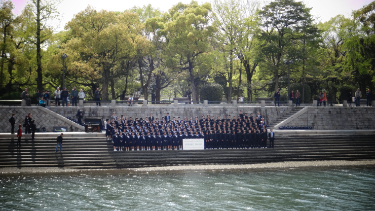Hiroshima song for peace