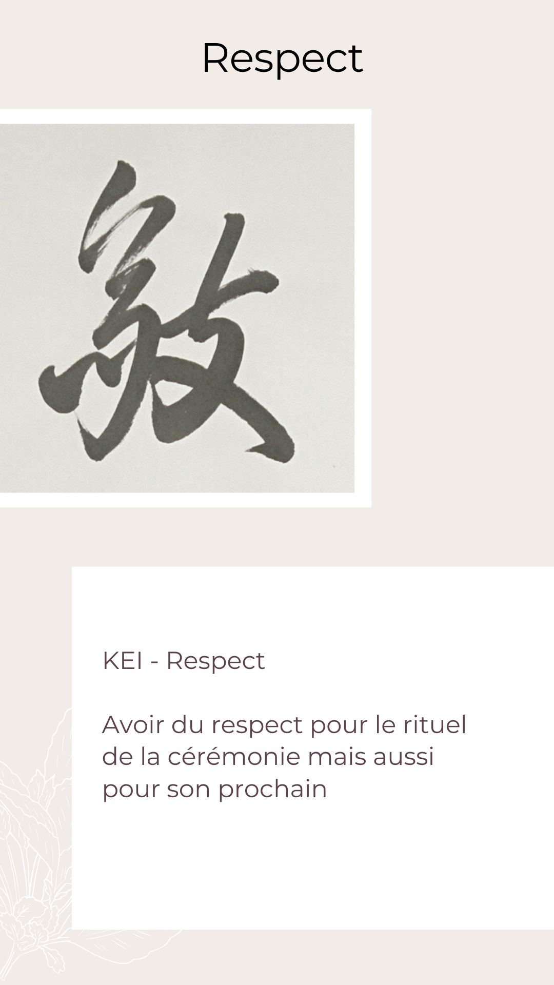 Valeurs Libéractrice - Respect
