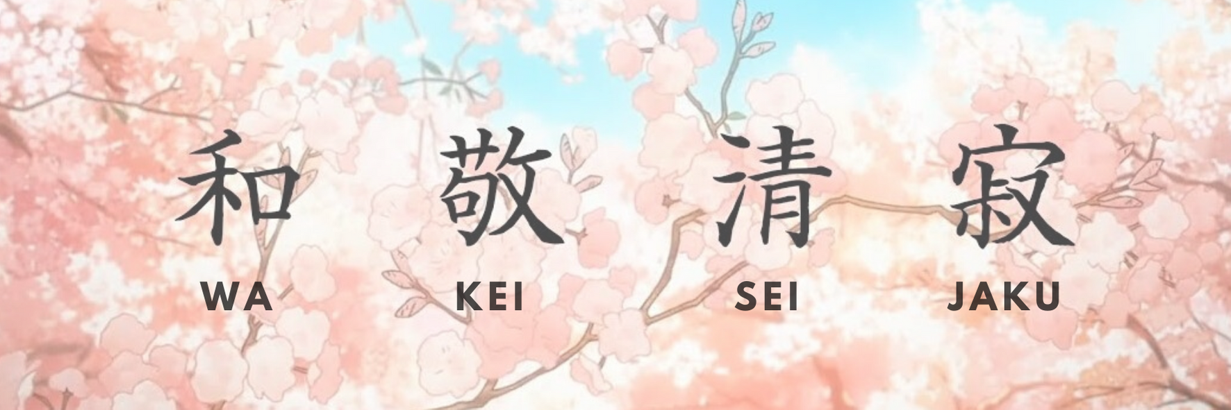 Wa Kei Sei Jaku - Valeurs Libéractrice
